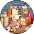 SCHLAFLIED CD - gesungen mit Vorname des Kindes