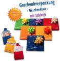 CD - Geschenkverpackung / Geschenkbox